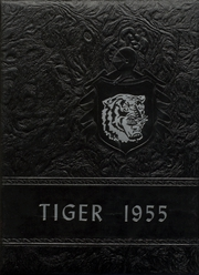 1955 Edition, Mountain View High School - Tiger Yearbook (Mountain View, OK)