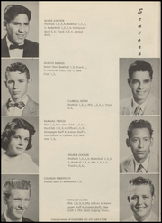 Page 14, 1957 Edition, Mountain View High School - Tiger Yearbook (Mountain View, OK) online yearbook collection