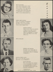 Page 15, 1957 Edition, Mountain View High School - Tiger Yearbook (Mountain View, OK) online yearbook collection
