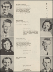 Page 17, 1957 Edition, Mountain View High School - Tiger Yearbook (Mountain View, OK) online yearbook collection