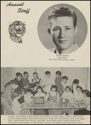 Page 7, 1957 Edition, Mountain View High School - Tiger Yearbook (Mountain View, OK) online yearbook collection