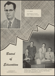 Page 8, 1957 Edition, Mountain View High School - Tiger Yearbook (Mountain View, OK) online yearbook collection