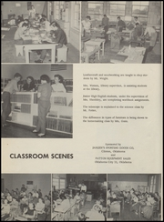 Page 10, 1958 Edition, Mountain View High School - Tiger Yearbook (Mountain View, OK) online yearbook collection