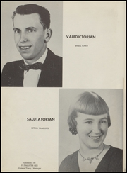 Page 12, 1958 Edition, Mountain View High School - Tiger Yearbook (Mountain View, OK) online yearbook collection