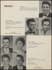 Page 13, 1958 Edition, Mountain View High School - Tiger Yearbook (Mountain View, OK) online yearbook collection