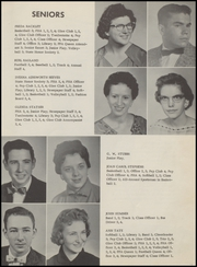 Page 15, 1958 Edition, Mountain View High School - Tiger Yearbook (Mountain View, OK) online yearbook collection