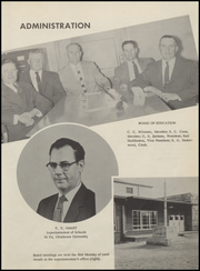 Page 7, 1958 Edition, Mountain View High School - Tiger Yearbook (Mountain View, OK) online yearbook collection
