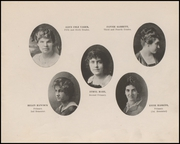 Page 13, 1917 Edition, Welch High School - Wildcat Yearbook (Welch, OK) online yearbook collection