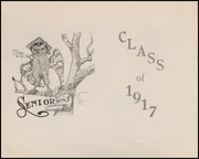 Page 14, 1917 Edition, Welch High School - Wildcat Yearbook (Welch, OK) online yearbook collection