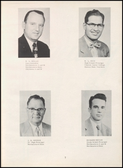 Page 13, 1955 Edition, Welch High School - Wildcat Yearbook (Welch, OK) online yearbook collection