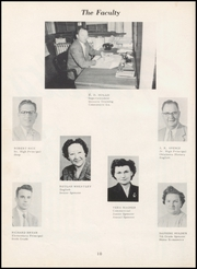 Page 16, 1955 Edition, Welch High School - Wildcat Yearbook (Welch, OK) online yearbook collection