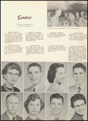 Page 15, 1955 Edition, Fairfax High School - Red Devil Yearbook (Fairfax, OK) online yearbook collection