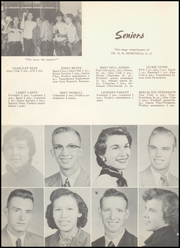 Page 16, 1955 Edition, Fairfax High School - Red Devil Yearbook (Fairfax, OK) online yearbook collection