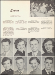 Page 17, 1955 Edition, Fairfax High School - Red Devil Yearbook (Fairfax, OK) online yearbook collection