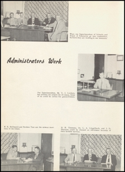 Page 8, 1955 Edition, Fairfax High School - Red Devil Yearbook (Fairfax, OK) online yearbook collection