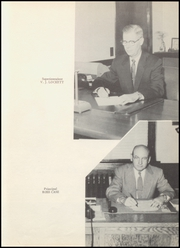 Page 9, 1955 Edition, Fairfax High School - Red Devil Yearbook (Fairfax, OK) online yearbook collection
