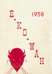 1958 Edition, Fairfax High School - Red Devil Yearbook (Fairfax, OK)
