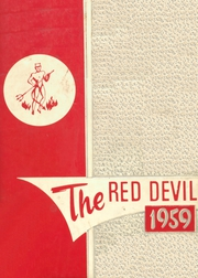 1959 Edition, Fairfax High School - Red Devil Yearbook (Fairfax, OK)