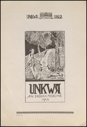 Page 10, 1922 Edition, Copan High School - Unkwa Yearbook (Copan, OK) online yearbook collection