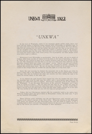 Page 11, 1922 Edition, Copan High School - Unkwa Yearbook (Copan, OK) online yearbook collection