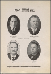 Page 16, 1922 Edition, Copan High School - Unkwa Yearbook (Copan, OK) online yearbook collection