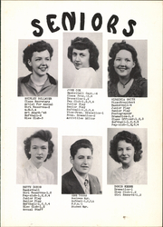Page 15, 1946 Edition, Copan High School - Unkwa Yearbook (Copan, OK) online yearbook collection