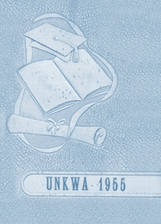 Page 1, 1955 Edition, Copan High School - Unkwa Yearbook (Copan, OK) online yearbook collection