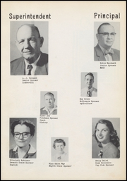 Page 11, 1955 Edition, Copan High School - Unkwa Yearbook (Copan, OK) online yearbook collection