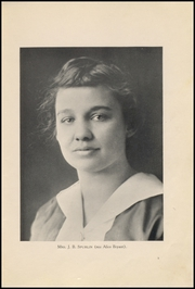 Page 9, 1919 Edition, Erick High School - Bearcat Yearbook (Erick, OK) online yearbook collection