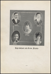 Page 12, 1920 Edition, Erick High School - Bearcat Yearbook (Erick, OK) online yearbook collection