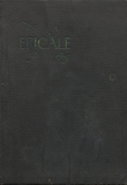 1921 Edition, Erick High School - Bearcat Yearbook (Erick, OK)