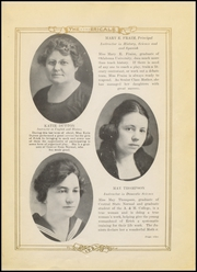 Page 13, 1921 Edition, Erick High School - Bearcat Yearbook (Erick, OK) online yearbook collection