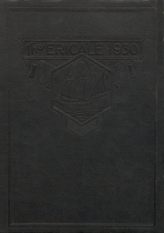 1930 Edition, Erick High School - Bearcat Yearbook (Erick, OK)