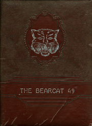 1949 Edition, Erick High School - Bearcat Yearbook (Erick, OK)