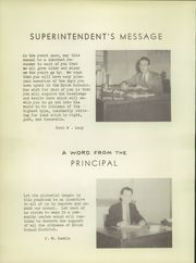 Page 10, 1949 Edition, Erick High School - Bearcat Yearbook (Erick, OK) online yearbook collection