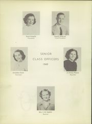 Page 16, 1949 Edition, Erick High School - Bearcat Yearbook (Erick, OK) online yearbook collection