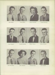 Page 17, 1949 Edition, Erick High School - Bearcat Yearbook (Erick, OK) online yearbook collection