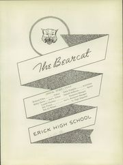 Page 7, 1949 Edition, Erick High School - Bearcat Yearbook (Erick, OK) online yearbook collection