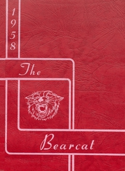 1958 Edition, Erick High School - Bearcat Yearbook (Erick, OK)