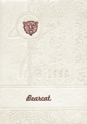 1959 Edition, Erick High School - Bearcat Yearbook (Erick, OK)