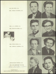Page 17, 1957 Edition, Sentinel High School - Bulldog Yearbook (Sentinel, OK) online yearbook collection