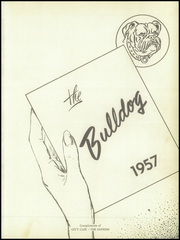 Page 5, 1957 Edition, Sentinel High School - Bulldog Yearbook (Sentinel, OK) online yearbook collection
