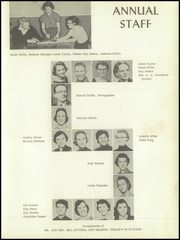 Page 9, 1957 Edition, Sentinel High School - Bulldog Yearbook (Sentinel, OK) online yearbook collection