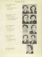 Page 15, 1950 Edition, Temple High School - Tiger Yearbook (Temple, OK) online yearbook collection
