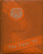 1955 Edition, Temple High School - Tiger Yearbook (Temple, OK)