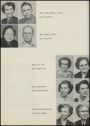Page 14, 1953 Edition, Cheyenne High School - Bear Yearbook (Cheyenne, OK) online yearbook collection