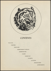 Page 8, 1953 Edition, Cheyenne High School - Bear Yearbook (Cheyenne, OK) online yearbook collection