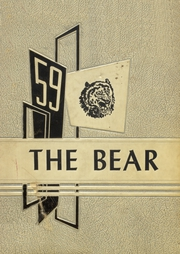 Page 1, 1959 Edition, Cheyenne High School - Bear Yearbook (Cheyenne, OK) online yearbook collection