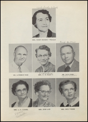 Page 15, 1959 Edition, Cheyenne High School - Bear Yearbook (Cheyenne, OK) online yearbook collection