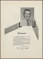 Page 6, 1959 Edition, Cheyenne High School - Bear Yearbook (Cheyenne, OK) online yearbook collection